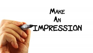 content writer, make an impression with content writing, how to make an impression
