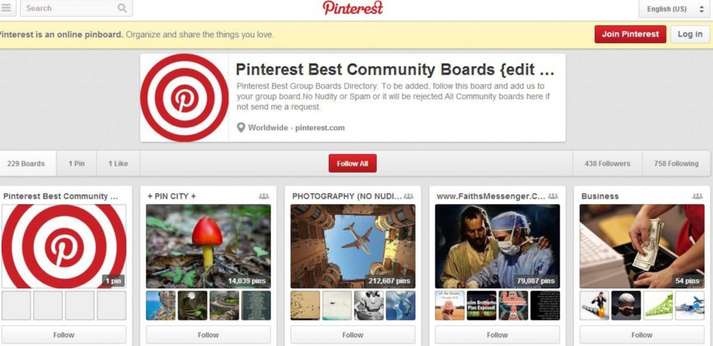 pinterest group boards, pinterest, how to use pinterest group boards