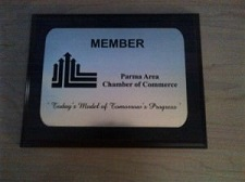 Parma Area Chamber of Commerce, small business owner, small business, chamber of commerce, chambers of commerce