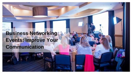 Business Networking Events-Savvy-Writer