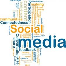 Connect with Social Media