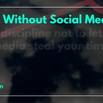 Find Out How To Survive Without Social Media from Savvy-Writer.com.