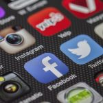 Social media networks and social media manager challenges