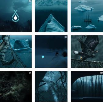 Furtsy Instagram marketing images